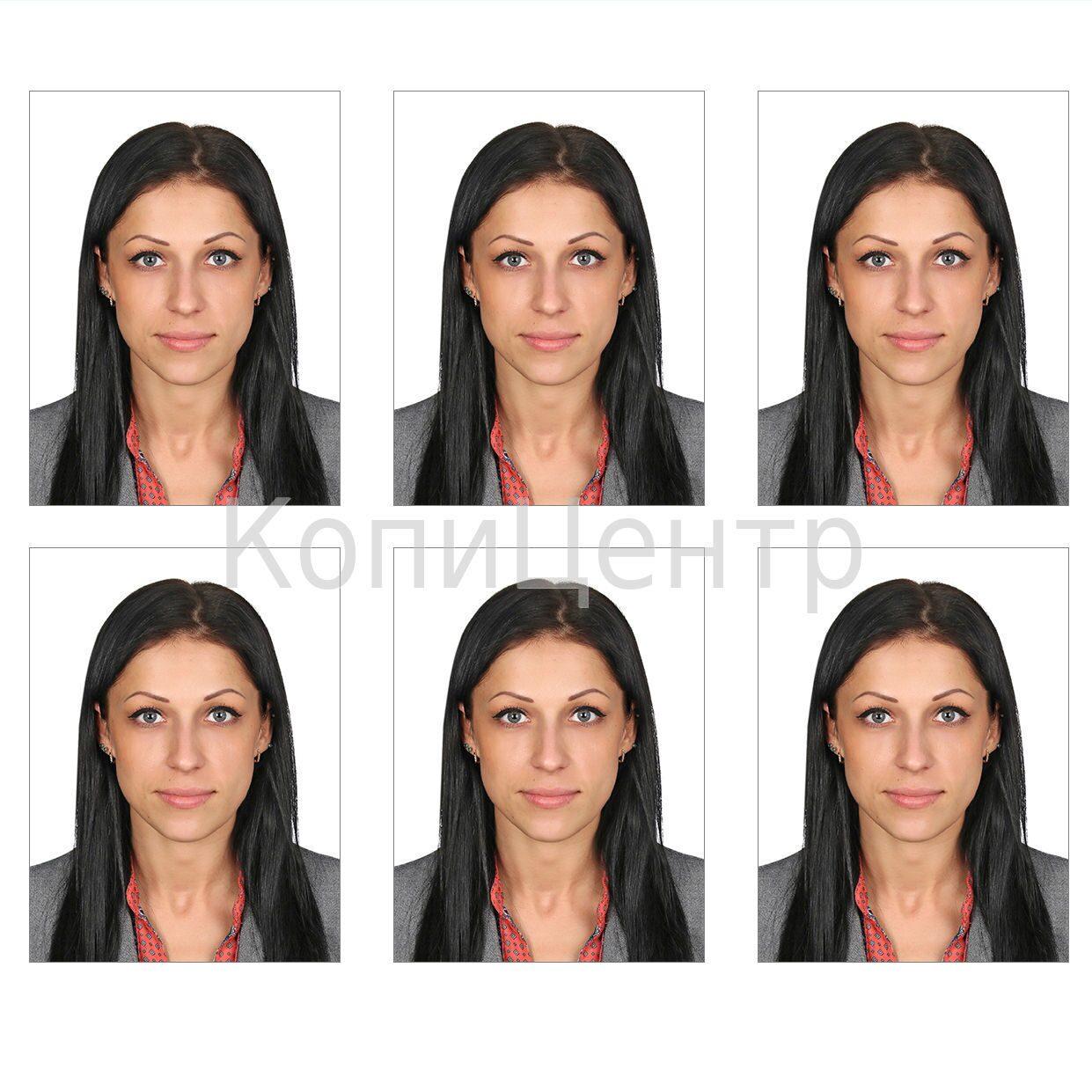 Как сделать удачное фото на паспорт